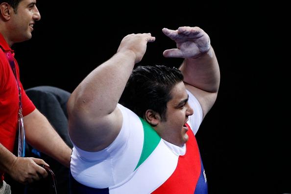 O atleta paralímpico mais forte do mundo | Foto: Matthew Lloyd / Getty Images