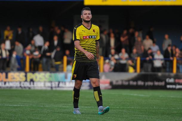 Daniel Pudil also joins Abdi at Wednesday (Photo: Getty Images)
