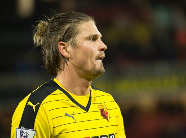 Prod is hoping Watford can have another successful season (Photo: Getty Images)