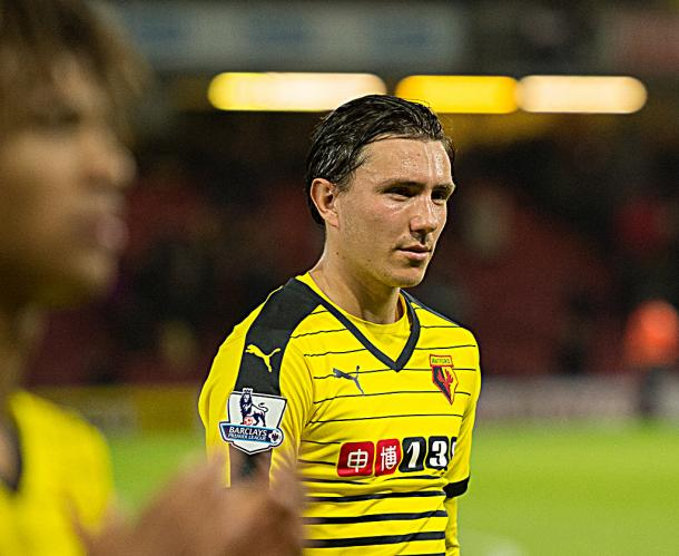 Berghuis netted the only Watford goal against Woking (Photo: Getty Images)