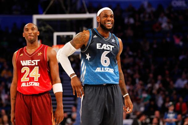 LeBron James sigue rompiendo récords. | Fotografía: Ronald Martinez / Getty Images