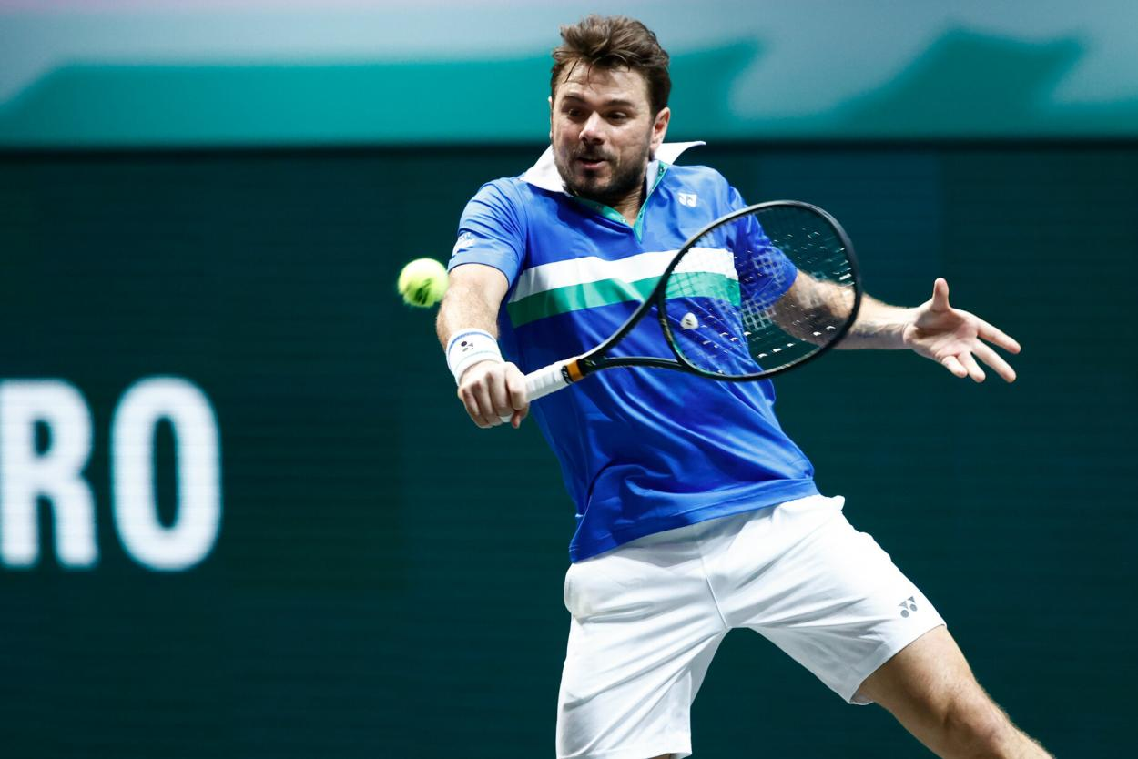Wawrinka will be playing his second match in as many days in Rotterdam/Photo: Pim Waslander/ABN AMRO World Tennis Tournament