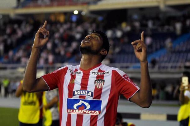 Luis Ruiz, autor del gol de la victoria ante Alianza Lima | Foto: El Heraldo