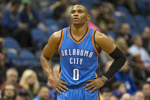 Russell Westbrook. Fonte: FanSided.com