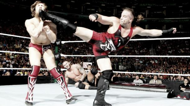 RVD reminded fans what he is capable of. Photo- WWE.com