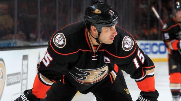Ryan Getzlaf. Foto: www.nhl.com