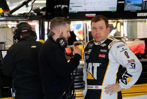 Ryan Newman could end up in Victory Lane at Atlanta | Picture Credit: Getty Images
