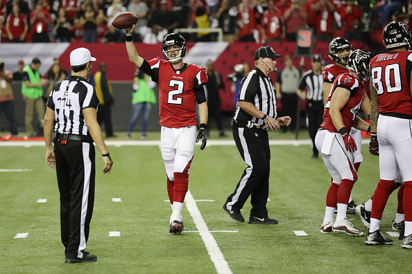 Can Matt Ryan lead the Atlanta Falcons to his first Super Bowl? | Photo: Streeter Lecka/Getty IMages
