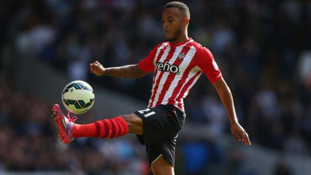 Could Bertrand nail down the left-back berth for his country? (Photo: Sky Sports)
