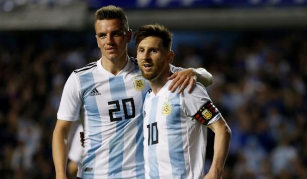 Lo Celso y Messi, una sociedad que puede dar frutos.