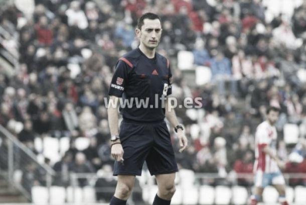 Sánchez Martínez, colegiado para el Camp Nou | Foto: lfp.es