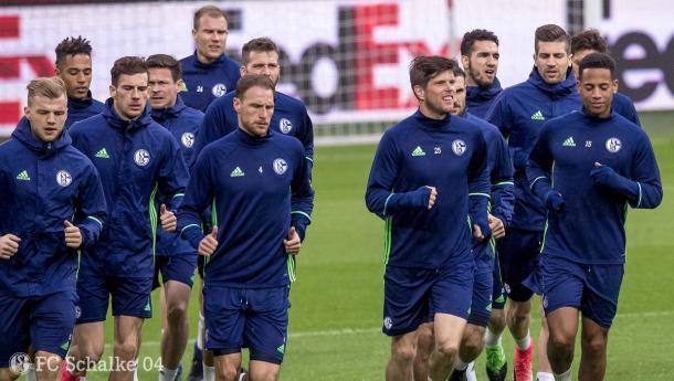 Terza Maglia FC Schalke 27Guido Burgstaller