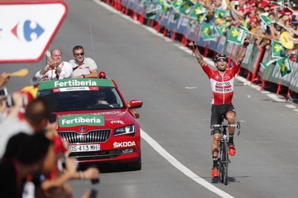 El triunfador de la jornada | Fuente: PhotoGomez Sport / Unipublic