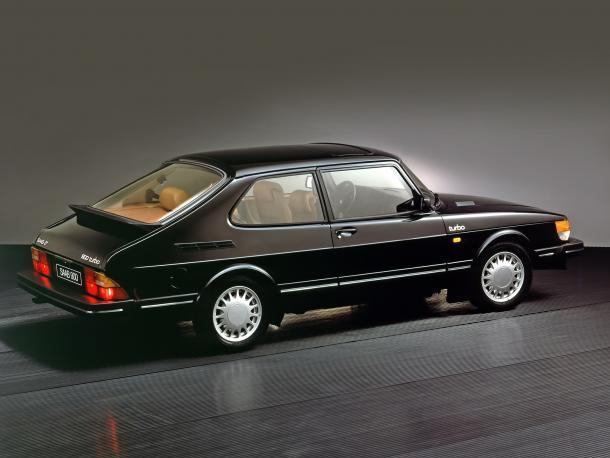 Saab 900 Turbo (Imagen: Autowp.ru)