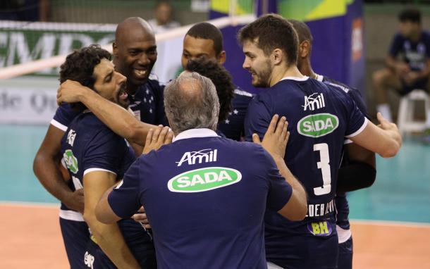 (Foto: Renato Araújo/Divulgação Sada Cruzeiro)