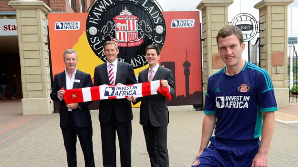 Sunderland signed a series of deals during Farnan's time there