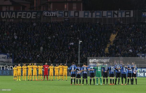Stadio Azzurri d´Italia en el Atalanta VS Hellas Verona / Foto: gettyimages