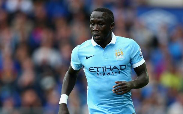 Bacary Sagna has taken Zabaleta's place (photo: Getty Images)