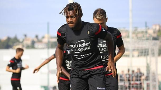 El Niza ha realizado un fuerte desembolso por el joven Saint-Maximin. | FOTO: @OGCNice