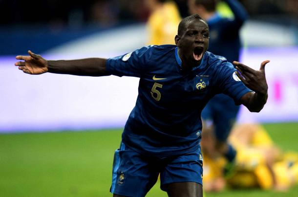 Sakho won't appear for France this summer (photo: Getty Images)