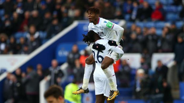 Sako sentenció el partido con el tercer gol. Foto: premierleague