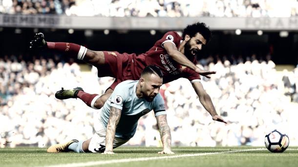 City humilló a Liverpool en el encuentro anterior | Foto: Premier League