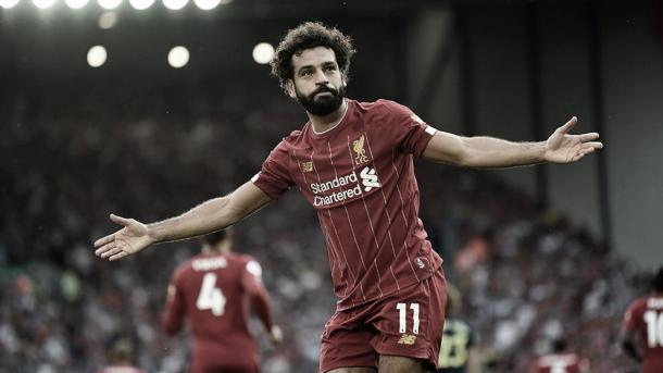 Mohamed Salah./ Foto: Premier League