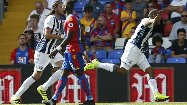 Rondon's goal was enough to take the spoils in South London last weekend (photo:google)
