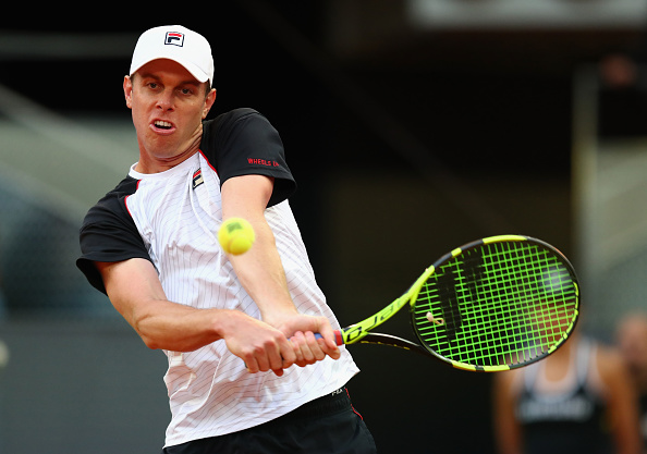 Querrey was defeated by Garcia-Lopez for the first time (Photo: Getty Images/Julian Finney)