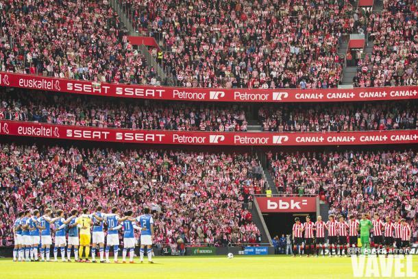 San Mamés acogerá el partido | Foto: VAVEL