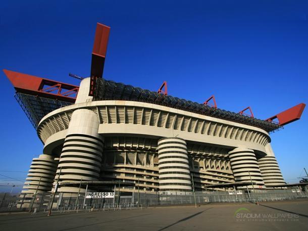 San Siro - Fonte: stadiumwallpapers