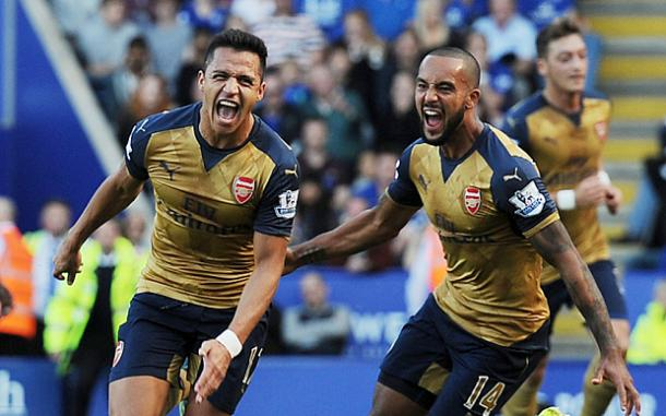 A brilliant performance from Alexis Sanchez saw the Gunners take the points in this fixture last season | Photo: Getty