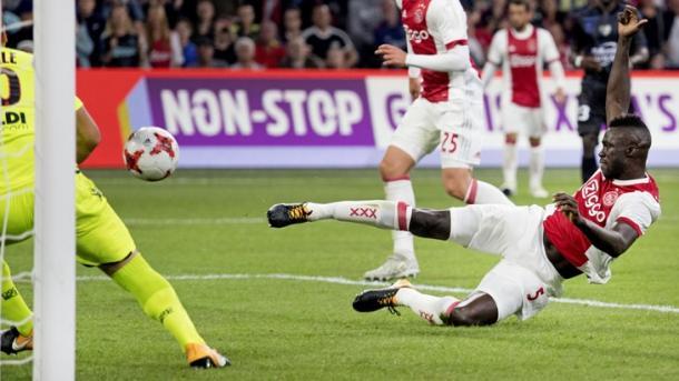 El colombiano marcó siete goles con Ajax | Foto: Tottenham.