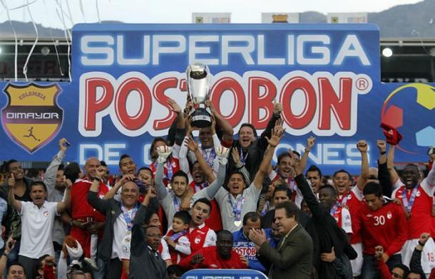 Millonarios, 15 veces campeón de Colombia