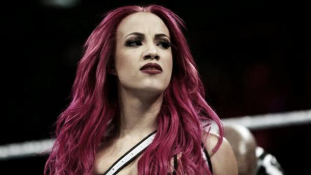 Sasha Banks has made a full recovery from a head injury (image: dailywrestlingnews.com)