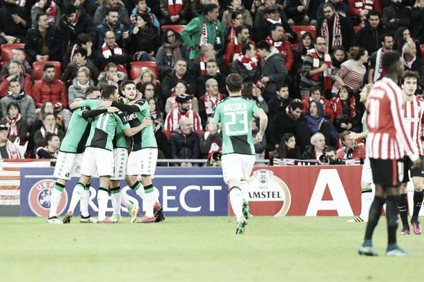 El Sassuolo marcó primero | Foto: Sassuolo
