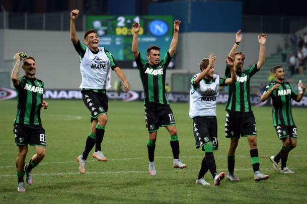 It's been another brilliant season for the Mapei stadium club   photo: calcionews24.com