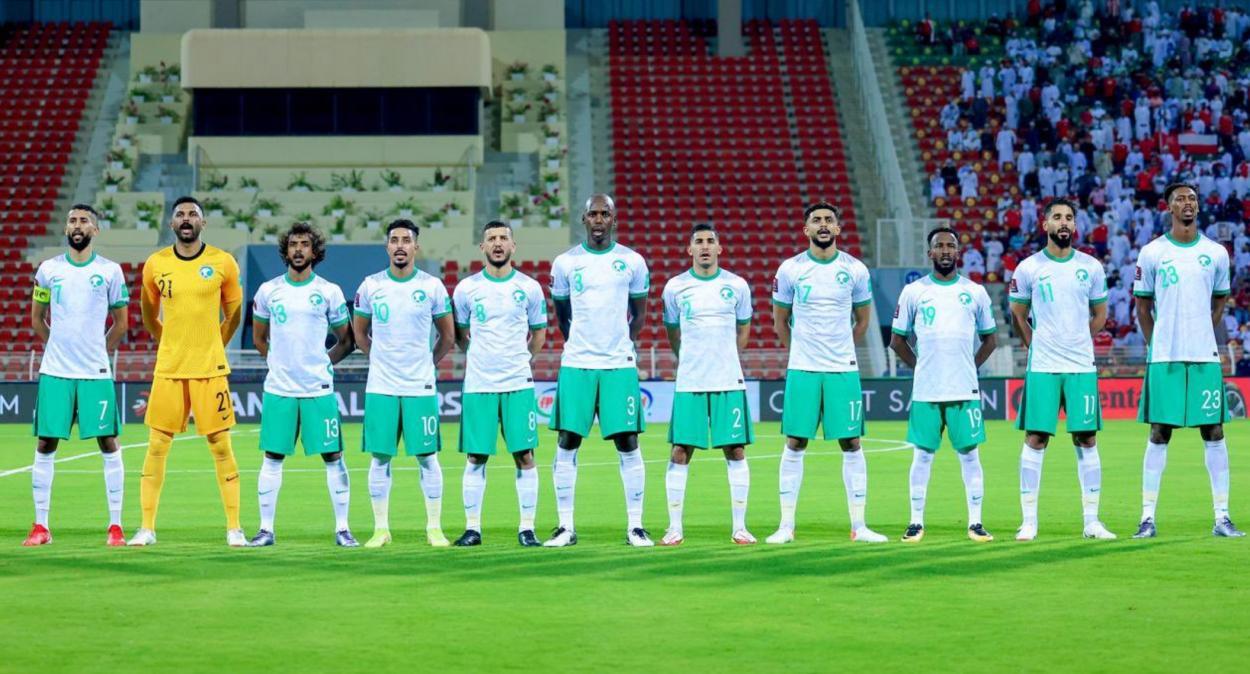 Photo by Saudi Arabia National Football Team