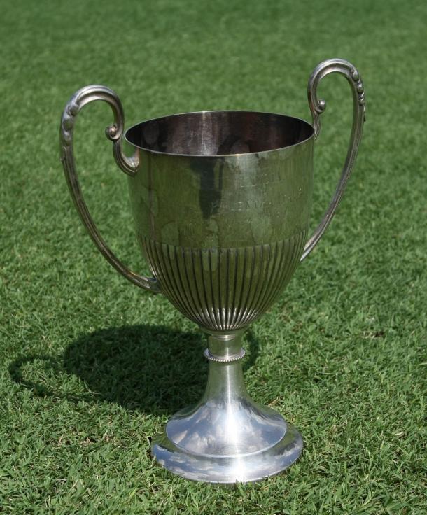 Taça Savoia, o primeiro caneco do Verdão (Foto: Ag Palmeiras/ Divulgação)