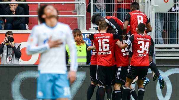 Schalke were a number of sides put to the sword by an efficient Ingolstadt. | Credit: Picture Alliance