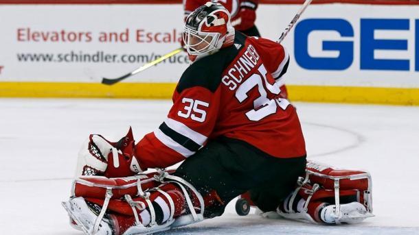 Corey Schneider / NHL.com