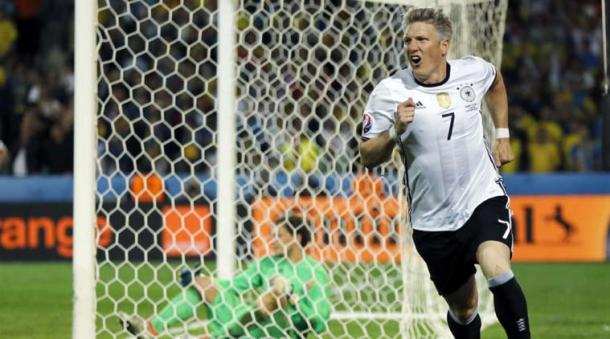 Schweinsteiger is looking to get more game time (Photo: Getty Images)