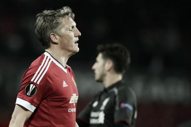 Schweinsteiger volverá a competición europea | Foto: Manchester United