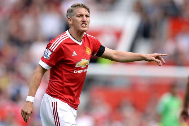 Schweinsteiger was hampered with injury last season (Photo: Getty Images)