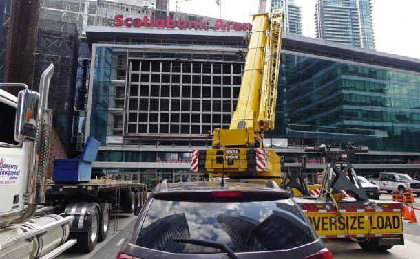 Renovaciones del Scotiabank Arena | Foto: THESTAR.com