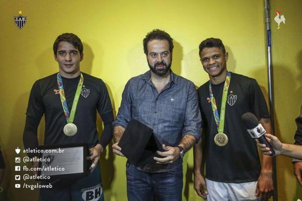 Foto: Facebook/Clube Atlético Mineiro