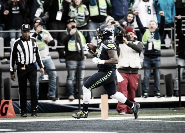 Foto: Reprodução/Seattle Seahawks