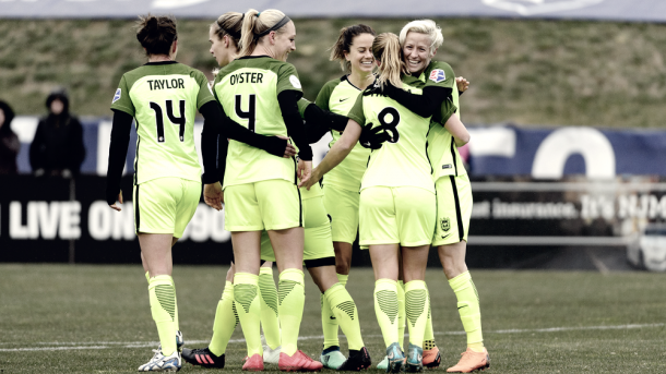The Seattle Reign will want to continue their solid, consistent season (Photo via nwslsoccer.com)