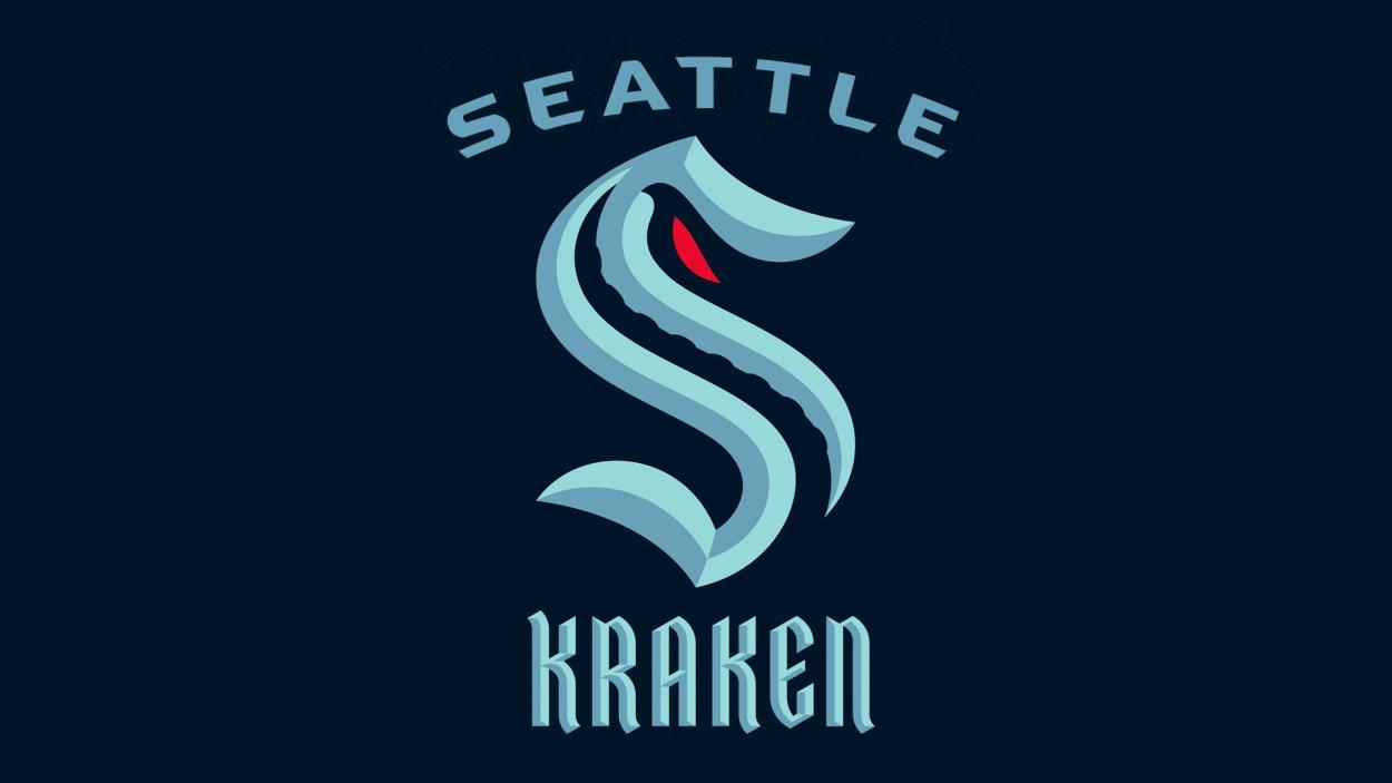 Logo Seattle Kraken | seattlekraken.com