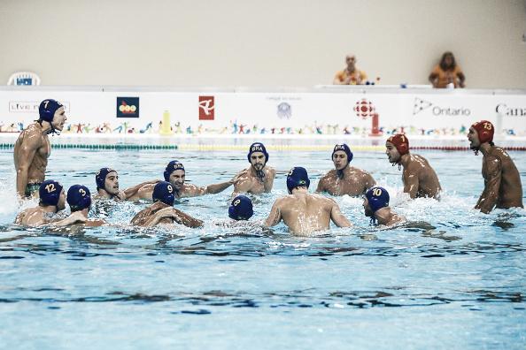 Seleção brasileira nos jogos Pan americanos Toronto 2015 / Herman Lumanog/Getty Images